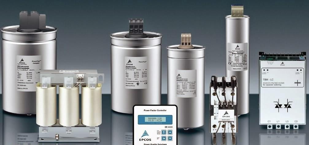 Tiết kiệm điện với thiết bị tụ bụ hệ số công suất